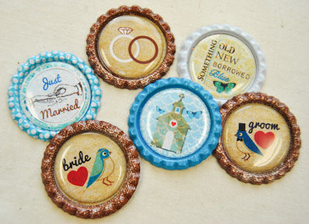 Bottle Cap Scrap