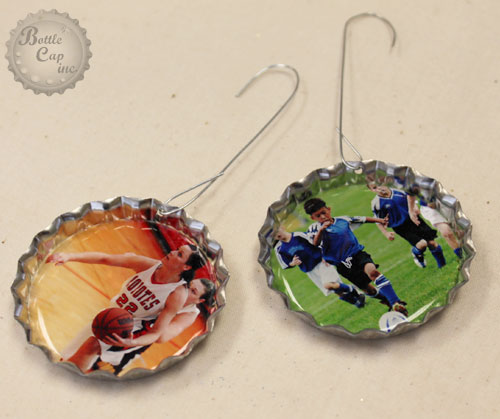 Sports Photo Christmas Ornament