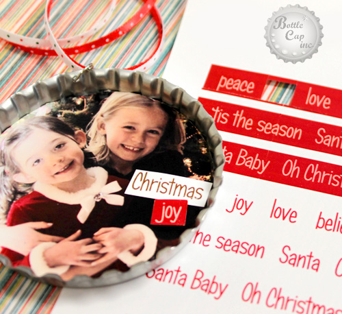 Sisters photo Christmas Ornament