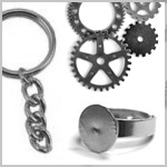 Pins, Rings, Chains, Clips
