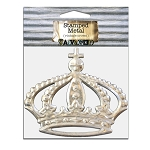 Stamped Metal -Crown