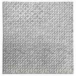 Tin Ceiling Tile -Raw Metal Diamond