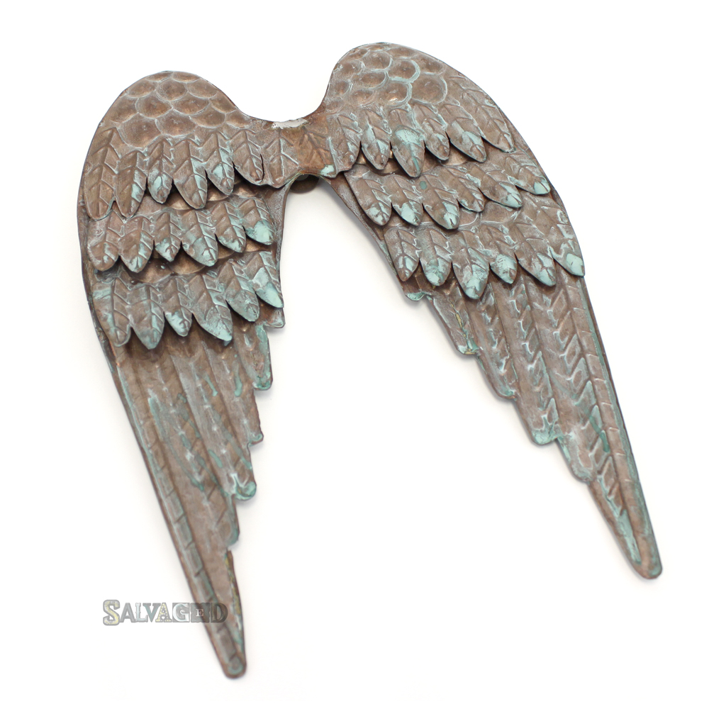 Salvaged Angel's Wings by BCI Crafts
