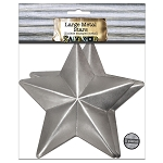 Metal Stars 4x4 -Cut and Formed 2pc