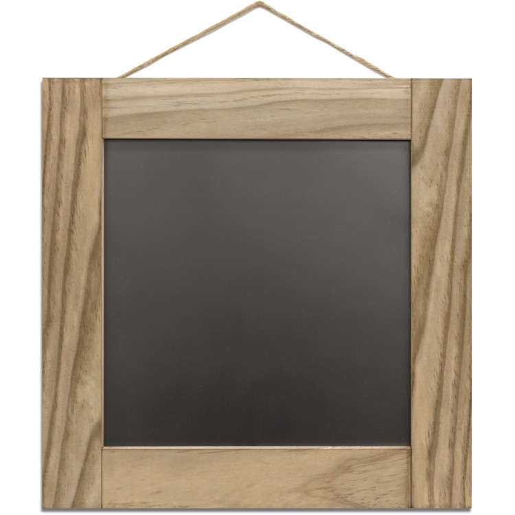Salvaged Burlap Weathered Wood Frame by BCI Crafts