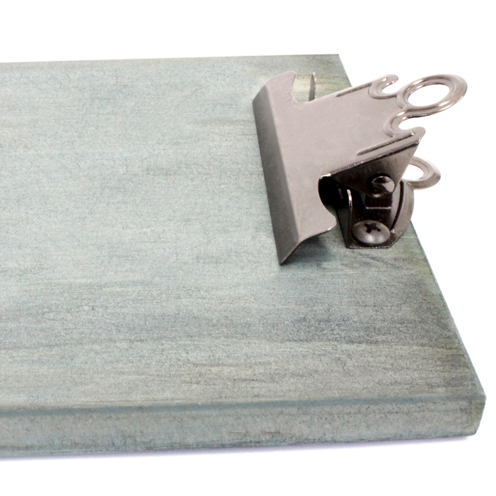 6x9 Home D 233 Cor Clipboard Weathered Blue