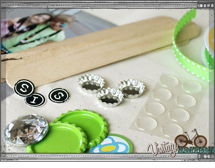 How To Make Craft Stick Picture Frames Video By Bottle Cap Inc