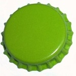 Lime Bottle Caps