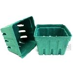 Berry Baskets -Green 10pc