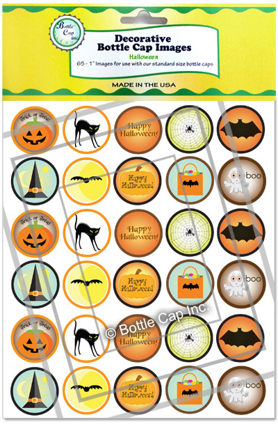 Halloween Clearance 2020 Clearance Halloween Bottle Cap Images | Bottle Cap Inc Yellow and