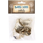 Bark Wood Pieces -Birds 4pc