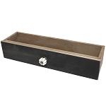 1 Drawer Set -Black
