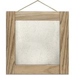 16x16 WW Frame with Sheet Metal Insert