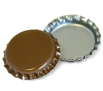 Brown Bottle Caps