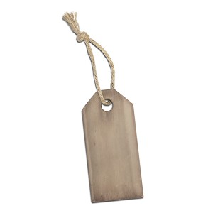 Wood Gift Tag -Natural Set