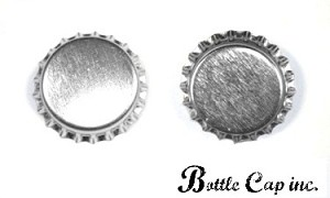 Chrome Bottle Caps