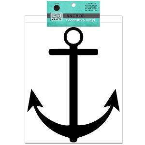 Vinyl -Anchor Black